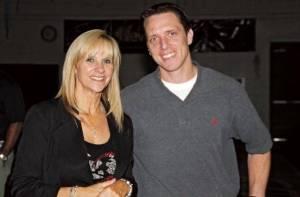Renee Napier and Eric Smallridge