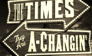 times-changing